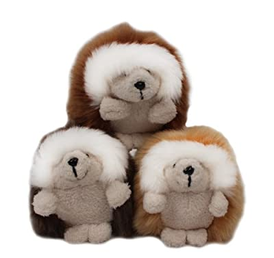 Gund Ganley the Hedgehog Set of 3 from Enesco