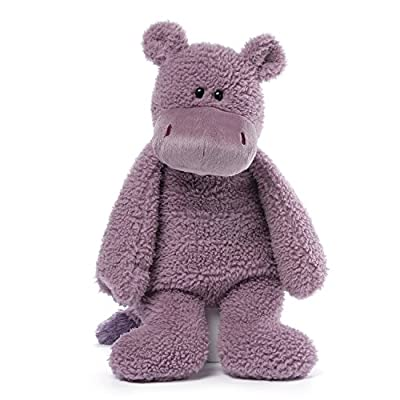 Gund Huggins Hippo Stuffed Animal Plush