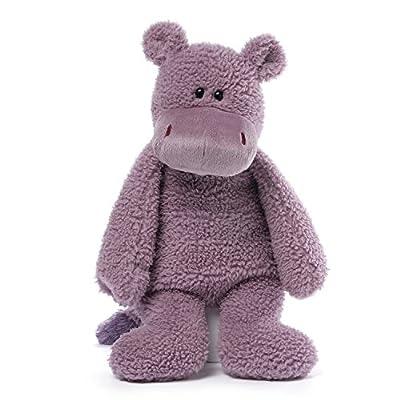 Gund Huggins Hippo Stuffed Animal Plush