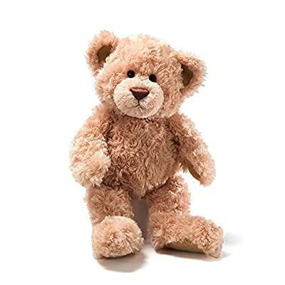 "Gund Maxie Tan 14"" Bear Plush"