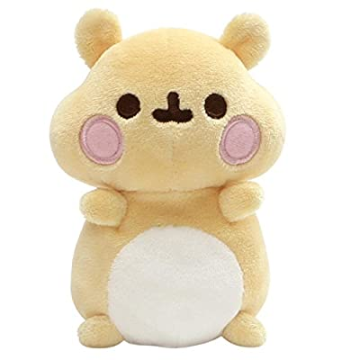 "GUND Pusheen Cheek Hamster Plush Stuffed Animal, Multicolor, 5"""