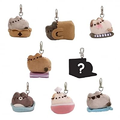 Gund Pusheen Surprise Series #3 Places Cats Sit Plush