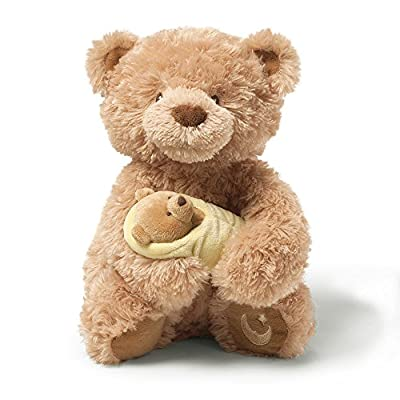 Gund Rock-A-Bye Baby Musical Teddy Bear