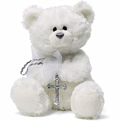 Gund Rosary Beads Bear Plush