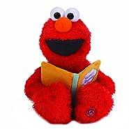 Gund Sesame Elmo Stuffed Toy Plush