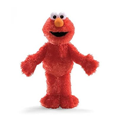 Gund Sesame Street Elmo 13 Plush New