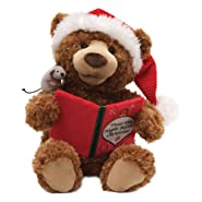 Gund Storytime Bear Animated Stuffed Animal