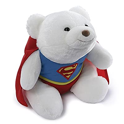 Gund Superman Snuffles 9""
