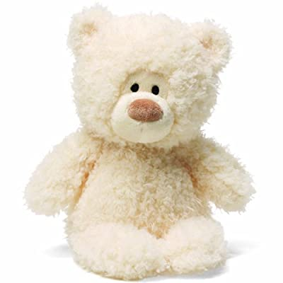 Gund 'Yoghurt' Cream Teddy Bear Plush