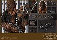 Hot Toys Star War Episode IV A New Hope Chewbacca 1/6 Scale Figure