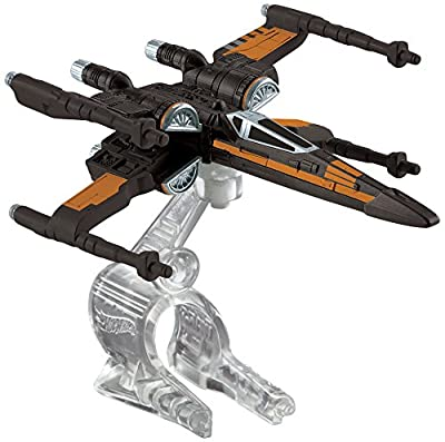 Hot Wheels Star Wars The Force Awakens X-Wing Fighter Vehicle