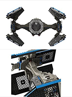 In Stock Lepin 05044 New Star War Series Limited Edition The TIE Interceptor 703pcs Building Blocks Bricks Model Toys 7181