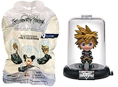 Kingdom Hearts Mini Figures Mystery pack 'Includes 1 Random figure'