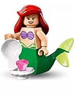 LEGO Disney Series 16 Collectible Minifigure - Ariel Little Mermaid (71012)