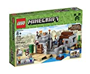 LEGO Minecraft 21121 the Desert Outpost Building Kit