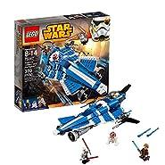 Lego Star Wars 75087 Anakins Custom Jedi Starfighter