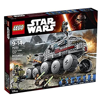LEGO® Star Wars Clone Turbo Tank 75151