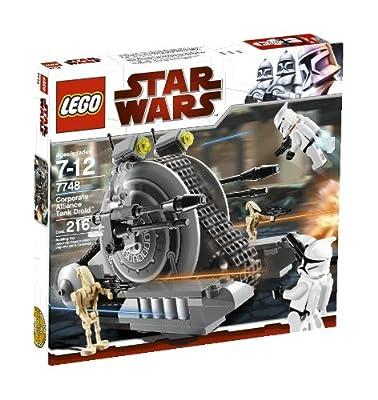 LEGO Star Wars Corporate Alliance Tank Droid (7748)