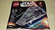 LEGO, Star Wars, First Order Star Destroyer (30277) Bagged