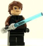 LEGO Star Wars Minifig Anakin Skywalker Clone Wars