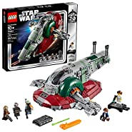 LEGO Star Wars Slave I – 20th Anniversary Edition 75243 Building Kit (1007Piece)