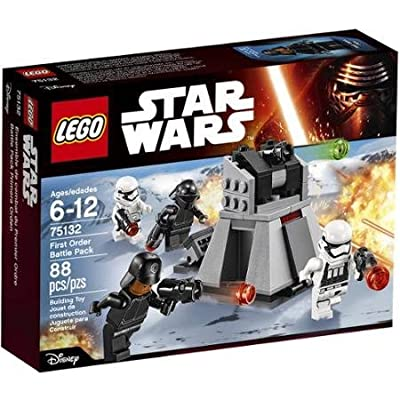LEGO Star Wars TM First Order Battle Pack 75132 WLM