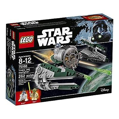 LEGO Star Wars Yoder's Jedi Starfighter 75168 Building Kit (262 Pieces)