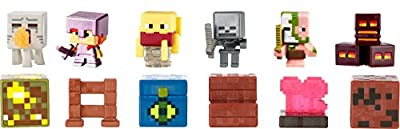 Mattel Minecraft Nether Biome Pack Mini Figure