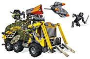 Mega Bloks Teenage Mutant Ninja Turtles Battle Truck Construction Set