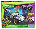 Mega Bloks Teenage Mutant Ninja Turtles Donnie Turtle Racer