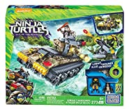 Mega Bloks Teenage Mutant Ninja Turtles Jungle Takedown Set