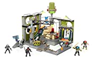 Mega Bloks Teenage Mutant Ninja Turtles Sewer Hideout Construction Set