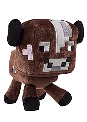 "Minecraft 7"" Plush Toys"