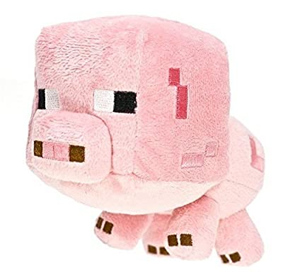 Minecraft Baby Pig 7 Plush New