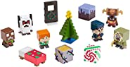 Minecraft Biome Holiday Figure Pack