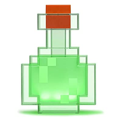 Minecraft Color Changing Potion Bottle