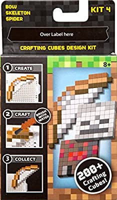 Minecraft Crafting Table Refill Pack #4