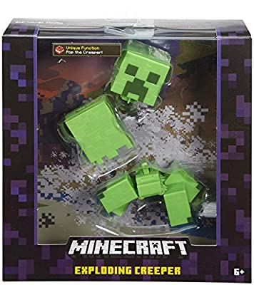 "Minecraft Exploding Creeper 5"" Figure"