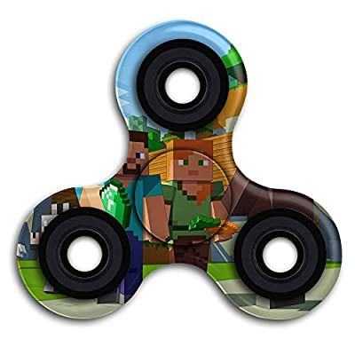 Minecraft Fidget Spinner Toy