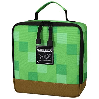 Minecraft Insulated Lunch Bag