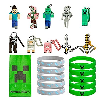Minecraft Party Package, Goodie Bags by Miners Only!