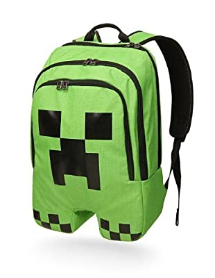 Minecraft ThinkGeek Licensed Minecraft Creeper Backpack
