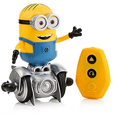 Mini Minion MiP Turbo Dave - Miniature Remote-Controlled Robot Toy