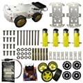 Mixse Smart Robot car Kit For The Raspberry Pi /Uno R3
