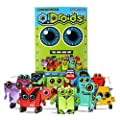 OiDroids Papercraft Robot Cards 15 Pack - Original Series