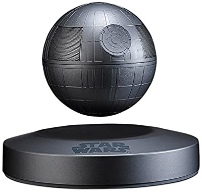 Plox Official Wars Levitating Death Star Bluetooth Speaker