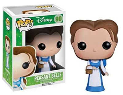 POP Disney Beauty and The Beast Peasant Belle Figure