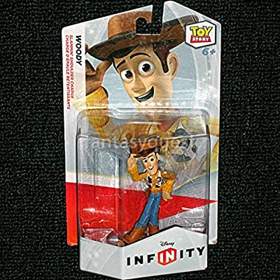 Qiyun Woody Disney Infinity Toy Story New SEALED Sheriff Figure in Hand Ships Now 712725023775