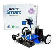 Robolink 11 in 1 Programmable Robot Kit - STEM Learning Educational Starter Robotics Kit for Arduino Learners with Video Tutorials