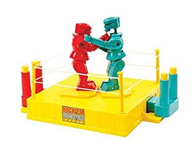 Rock ''em Sock ''em Robots Game